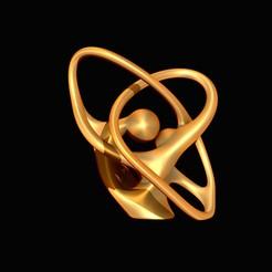8i8i8.jpg Download OBJ file Dancers 3D Sculpture • Template to 3D print, Joneto
