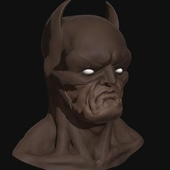 Descargar STL Batman, Joneto