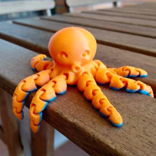 Captura de Pantalla 2019-09-02 a la(s) 9.03.32 p. m..png Télécharger fichier STL gratuit Jolie pieuvre miniature • Modèle pour imprimante 3D, jaumecomasfez