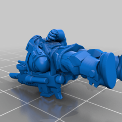 vox2.png Download free STL file Kasakin bannerlord and comms • 3D print object, davikdesigns