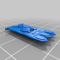 Descargar modelo 3D gratis Banner, davikdesigns