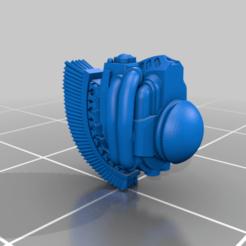 Descargar diseños 3D gratis Los cascos de repuesto del maestro Marneus, davikdesigns