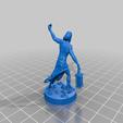 Download free 3D printer model Male survivor #2, davikdesigns