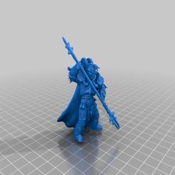 Imprimir en 3D gratis Alfa Chad, davikdesigns
