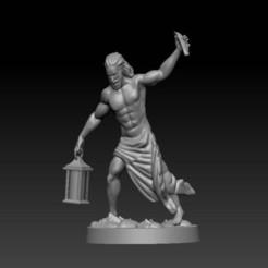 Descargar diseños 3D gratis Superviviente masculino #2, davikdesigns