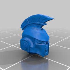 Descargar archivos 3D gratis La cabeza de la Legión de Minos, davikdesigns