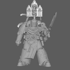 Descargar archivos STL gratis Chadded Dark Crusader, davikdesigns