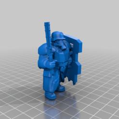 free_ogryn.png Télécharger fichier STL gratuit Ogre mécanisé • Modèle pour impression 3D, davikdesigns