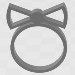 Ring Masche.PNG Download STL file Mesh Ring • Design to 3D print, PrinDings