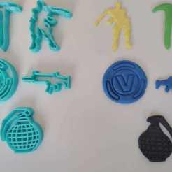 Télécharger plan imprimante 3D Cortador de Pasta Americana FORTNITE, rovisentini