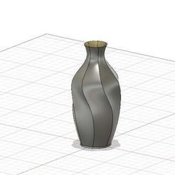 Download STL Vase vague, sebastienservant73