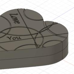 Télécharger objet 3D boite à bijoux coeur, sebastienservant73