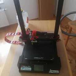 Descargar diseños 3D gratis Cr10s Pro Enclosure - Sistema de Flujo de Aire Alternativo, ellioschka