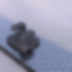 Descargar archivos STL gratis MOTOR DE CABLES EASY CLIP, Rhizamax