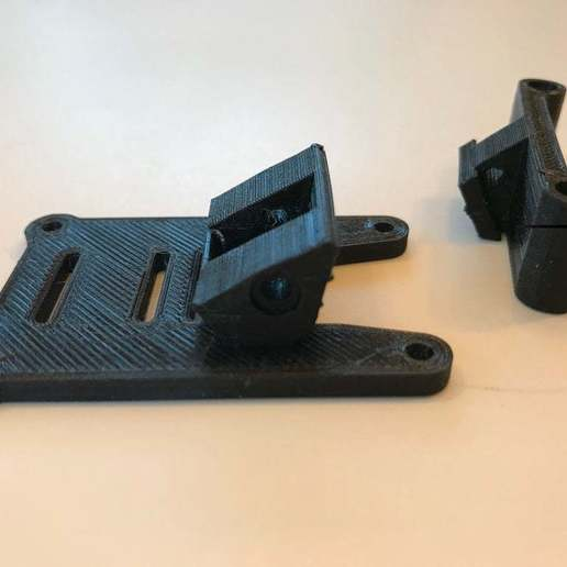 Download free 3D printer model ALIEN 5 SOFT MOUNT MADCASE SESSION CLIP (FR), Rhizamax