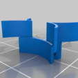 Download free STL file 18650 SPACER-HOLDER LI-ION (drone battery) • Design to 3D print, Rhizamax