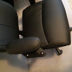 Télécharger fichier impression 3D gratuit Personnalisation des accoudoirs de chaise, dantu