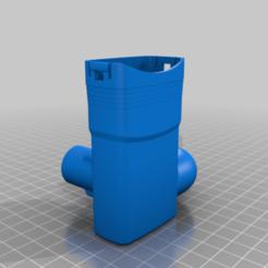 Download free 3D printer templates Aria (OCEAN REAF) Diving Mask C-PAP remix, dantu