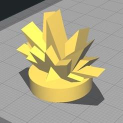 3D 0001.jpg Télécharger fichier STL Marqueurs d'éclaboussures pour les wargame navals (3 tailles) • Objet pour impression 3D, cortomaltes1887