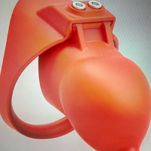 Download free 3D printer model chastity for men, tititeo12