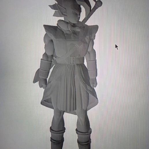 P90907-221301.jpg Download free OBJ file Tapion de dragon ball z • 3D printer object, tititeo12