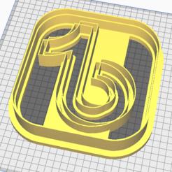 Tiktok.PNG Télécharger fichier STL L'emporte-pièce TikTok • Objet imprimable en 3D, marcelrios