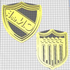 pEÑAROL nACIONAL.PNG Télécharger fichier STL Coupe-biscuits de Nacional-Peñarol Uruguay • Modèle à imprimer en 3D, marcelrios