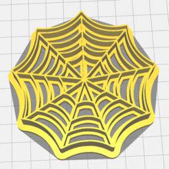 Captura de Pantalla 2020-10-11 a la(s) 21.09.14.png Télécharger fichier STL Coupe-biscuits en toile d'araignée • Objet pour imprimante 3D, marcelrios