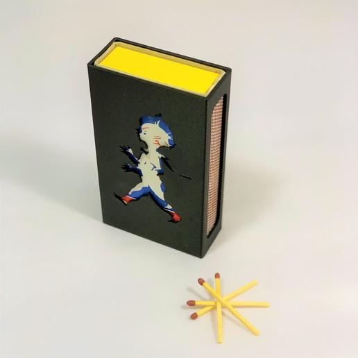 IMG_2939.jpg Télécharger fichier STL gratuit Solstickan - Grand couvercle de boîte d'allumettes • Plan à imprimer en 3D, S-Design