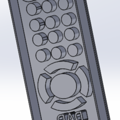 Download free 3D printing designs cookie cutter with remote marker, IDEAS3D