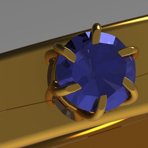 Download free 3D printing models ENGAGEMENT AND WEDDING RING, IDEAS3D