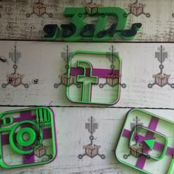 97408430_2385759425056813_1520040783489531904_n.jpg Download free STL file social network bookmark cutter • 3D printer design, IDEAS3D