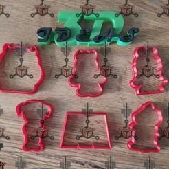 120743584_346837759868096_8940029659250979121_n.jpg Download free STL file MONSTER CUTTER SET INC • 3D printable template, IDEAS3D