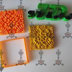 119684758_1140023699728527_1051712935918582360_o.jpg Download STL file CUTTER PLUS TALAVERA MARKER • 3D printable template, IDEAS3D