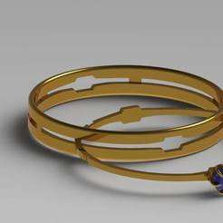94786261_2537627183163112_5108970487443095552_n.jpg Download free STL file Engagement and wedding ring • 3D printing template, IDEAS3D