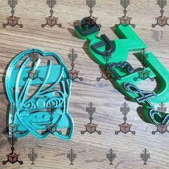 Télécharger fichier 3D les emporte-pièces en forme de coccinelle, IDEAS3D