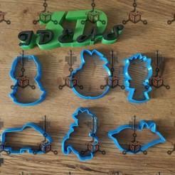 120583287_340882710462730_5374759468486645221_n.jpg Télécharger fichier STL gratuit JEU DE FRAISES BLANCHES POUR LA NEIGE • Design pour imprimante 3D, IDEAS3D