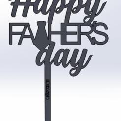 102865988_1062620574135507_6566837488488811628_n.png Télécharger fichier STL gratuit pour couronner la fête des pères • Plan à imprimer en 3D, IDEAS3D