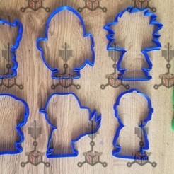 101480000_1058432764554288_5568571527584022528_o.jpg Download STL file HALLOWEN COOKIE CUTTERS • 3D printing model, IDEAS3D