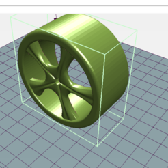 Download free 3D printer templates Wheel, luquitascar24