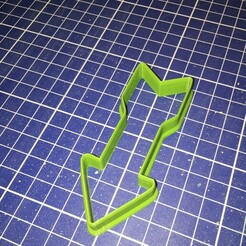 010272b1091091db0b9048bcc31d3755deec0d1392.jpg Télécharger fichier STL Flèche de l'emporte-pièce • Objet imprimable en 3D, MagicStar3D