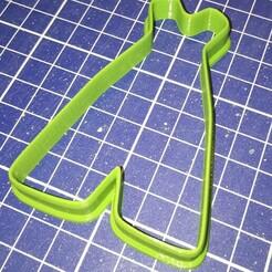 01ae6fcc9b0165a1feead5d42d1682cf950e2862e1.jpg Télécharger fichier STL Découpeur de biscuits en forme de tipi • Objet pour imprimante 3D, MagicStar3D