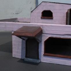 IMG_6252.jpg Télécharger fichier STL Villa Grimdark • Plan pour imprimante 3D, davidmckenzieart