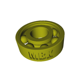 Download free STL file MBK AV10 fake bearing • 3D printing object, Ours3DPrinting
