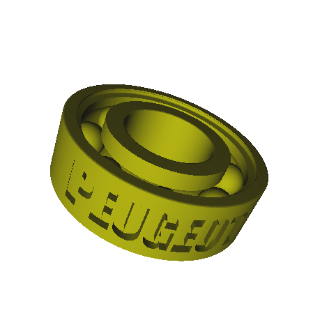Faux Roulement PEUGEOT 103 gros.png Download free STL file False Peugeot 103 bearing • 3D printing template, Ours3DPrinting