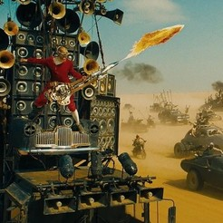 Download STL files Mad Max - Doof Wagon, sebastianhoffmannm