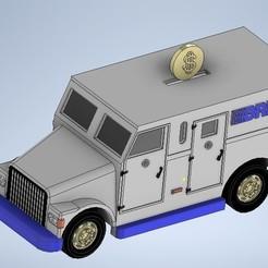 Download 3D model Truck range, sebastianhoffmannm