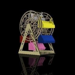 Télécharger fichier STL La roue de la fortune • Modèle pour imprimante 3D, sebastianhoffmannm