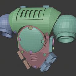 Descargar modelos 3D gratis La mochila de Prime Dude, MikeTitan