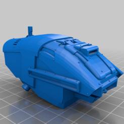 Descargar diseños 3D gratis El Tiro del Conserje Interestelar Tiro del GO Pod, MikeTitan